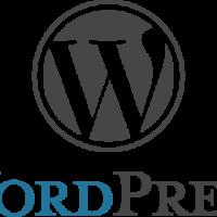 ordpress(ワードプレス) ロゴ